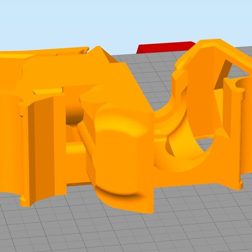 Simplify3D_2017-12-24_17-06-27.jpg Download free STL file Discoeasy 200 tete V3 modifié • 3D printable template, Cyborg