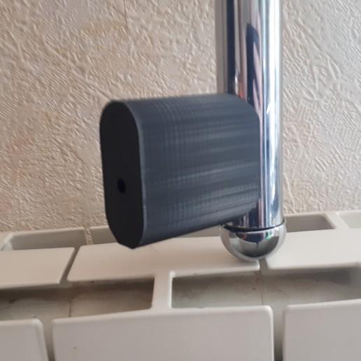 20200522_112152.jpg Download free STL file shower bar base • 3D printable design, Cyborg