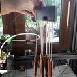 Download free 3D printer designs fourchette a fondue, Cyborg