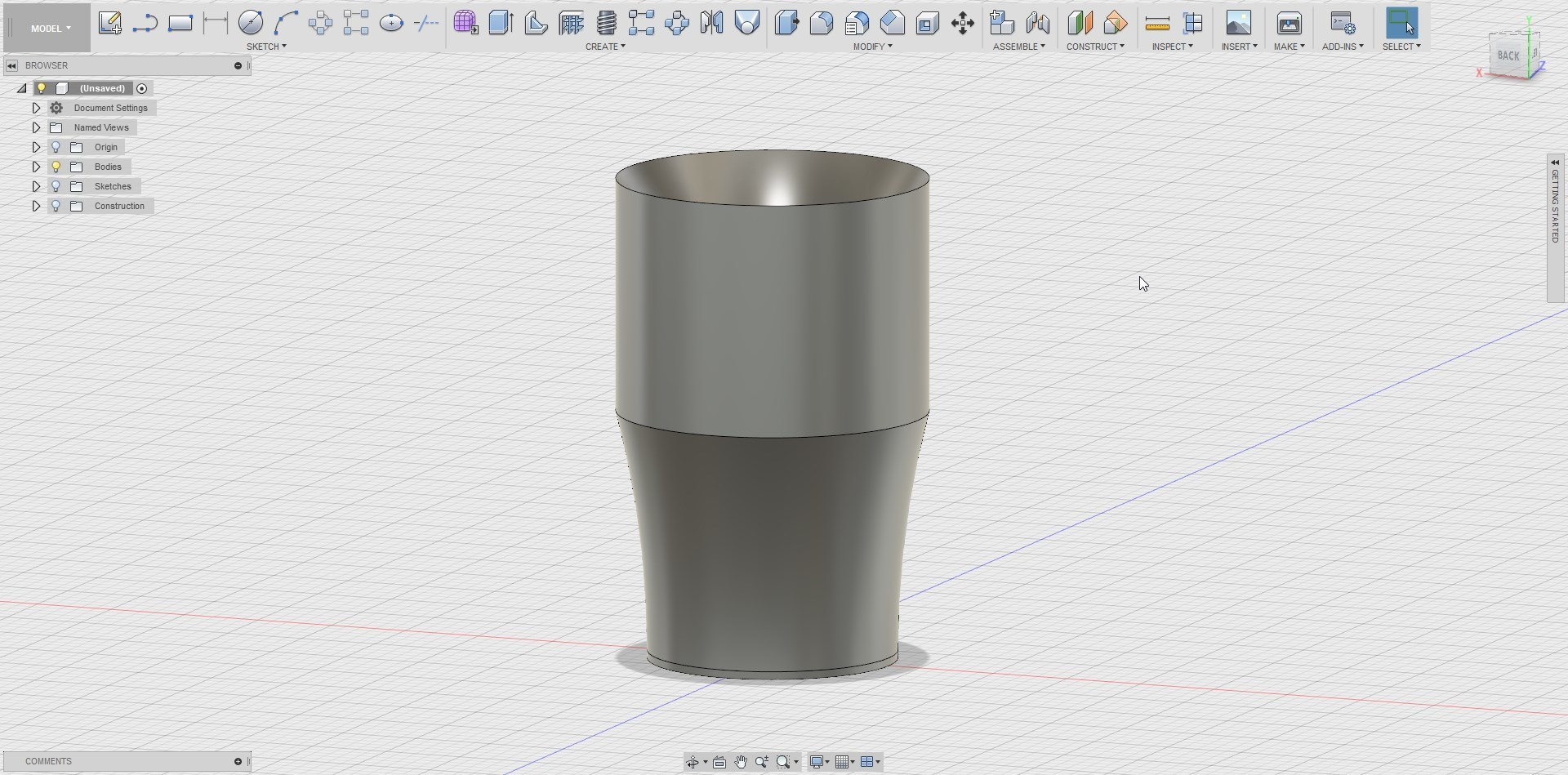 Fusion360_2018-04-30_00-12-38.jpg Download free STL file guide filament pour extrudeur • Model to 3D print, Cyborg