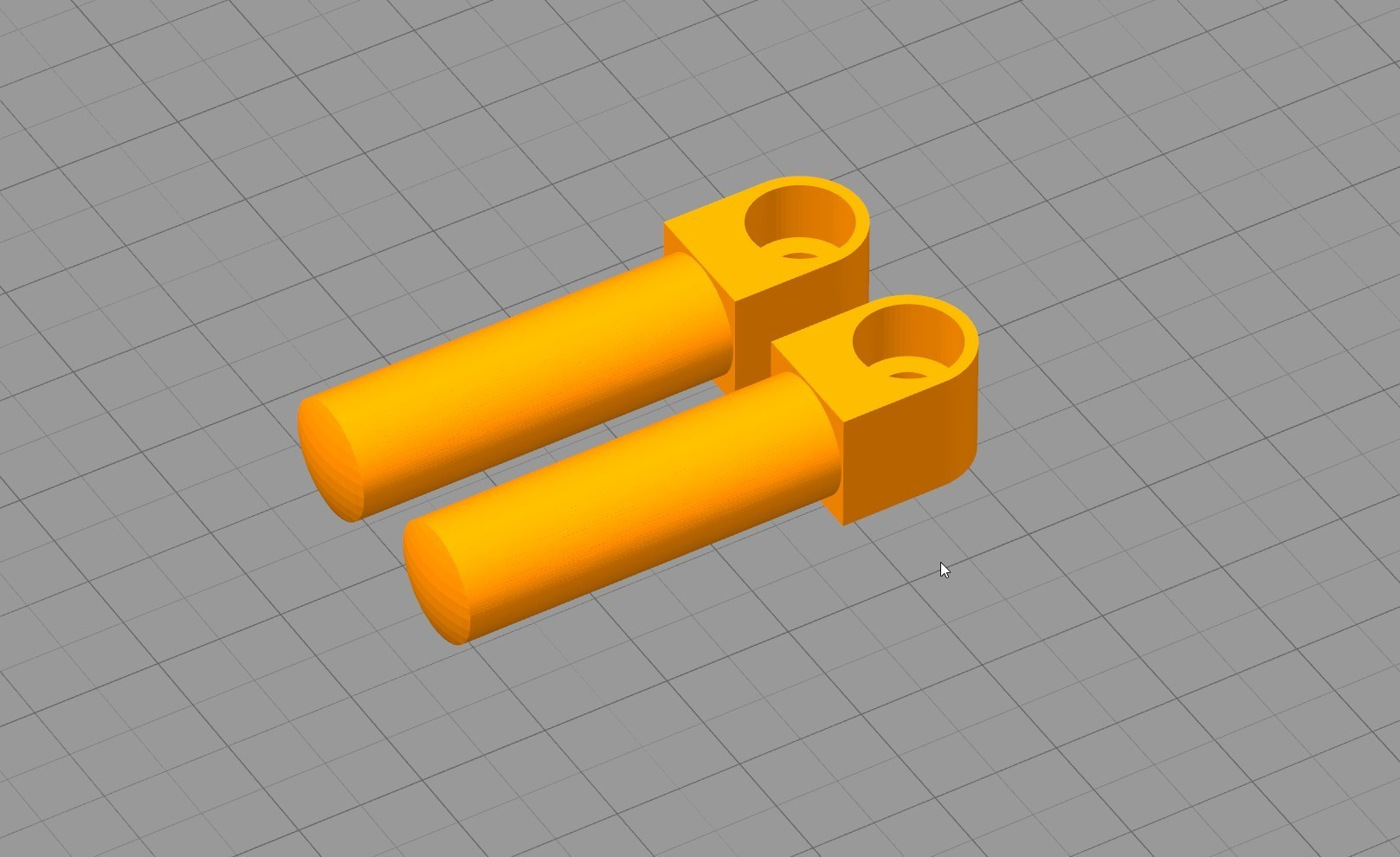 Simplify3D_2018-08-08_15-07-44.jpg Download free STL file stand rouleau WC remix • 3D printing model, Cyborg