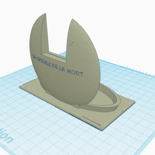 2017-08-12_19-06-34.png Download free STL file La spirale de la mort • Design to 3D print, Cyborg