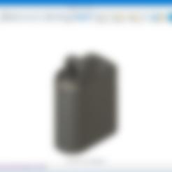 pied barre de douche.stl Download free STL file shower bar base • 3D printable design, Cyborg