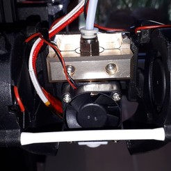 20180730_113528.jpg Télécharger fichier STL gratuit Barre anti-vibrations fans E3DV6 • Design imprimable en 3D, Cyborg