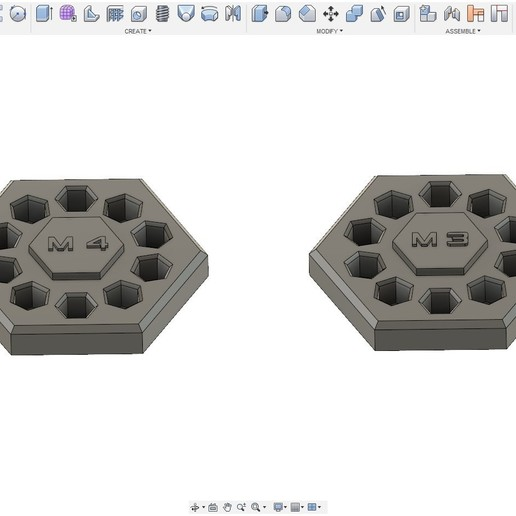 Fusion360_2019-01-06_16-13-31.jpg Download free STL file support de buses X 10 : nozzle support X10 • Object to 3D print, Cyborg