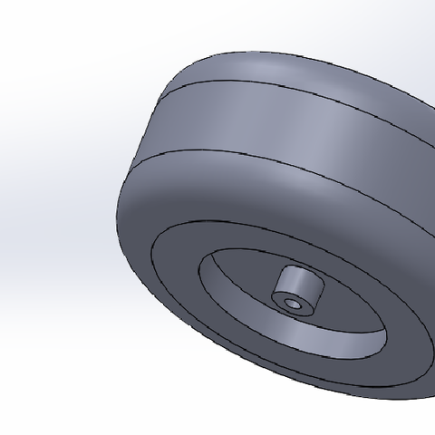 Download free STL file wheel • 3D printable template, doudoule