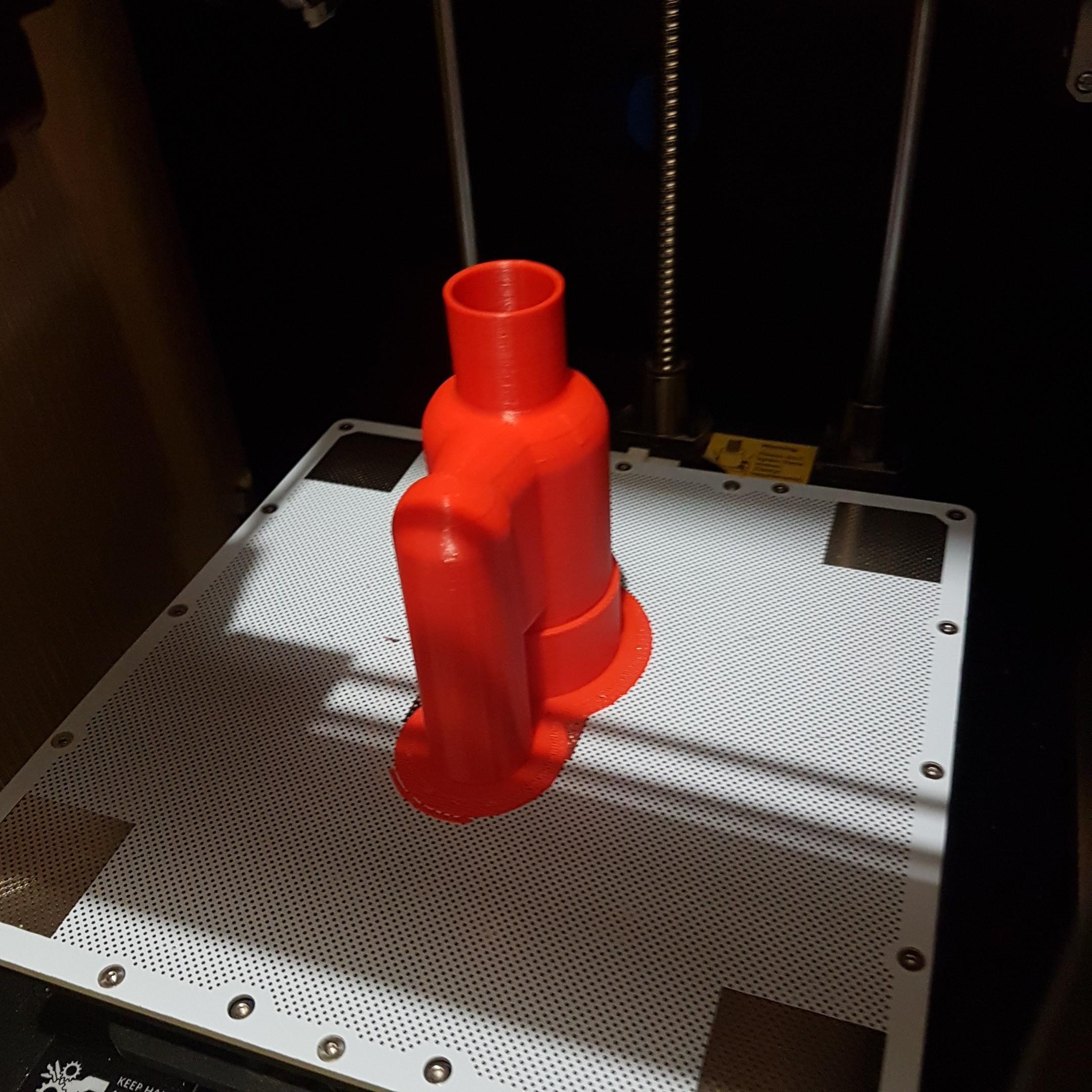 20180305_101733.jpg Download STL file GOLD.VENTURI. aspiration for gold panning • Design to 3D print, innov3d