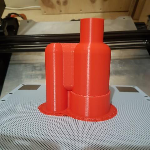 20180305_101829.jpg Download STL file GOLD.VENTURI. aspiration for gold panning • Design to 3D print, innov3d