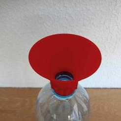 IMG_20201031_113327_6.jpg Download free STL file Screw bottle funnel • 3D printable object, PypatMymat