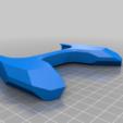 Télécharger fichier STL gratuit Nintendo Switch Joycon Controller (pas de logos) • Plan pour imprimante 3D, cmh