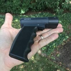 2019-08-26_13.26.35.jpg Télécharger fichier STL gratuit Poignée pistolet pour phares en kryptonite • Design à imprimer en 3D, cmh