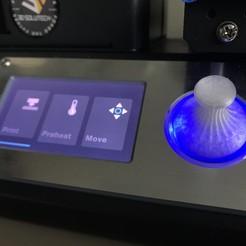 2019-05-01_15.02.52.jpg Télécharger fichier STL gratuit YAFMPSMK (encore un autre bouton Monoprice Select Mini) • Plan pour imprimante 3D, cmh