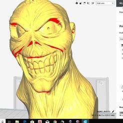 3D printer files EDDIE SMILING IRONMAIDEN, GUSTAVO