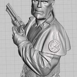 Download 3D printer designs hellboy, GUSTAVO