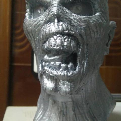 IMG_20180919_205909_820.jpg Download STL file EDDIE IRON MAIDEN • 3D printable template, GUSTAVO