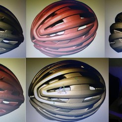 Download 3D printer files spiuk bike helmet, GUSTAVO