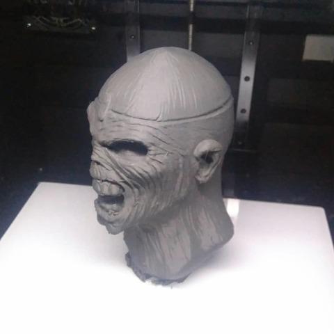 IMG_20180917_215829_312.jpg Download STL file EDDIE IRON MAIDEN • 3D printable template, GUSTAVO