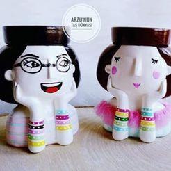 0b6c4954f869f8560458e8fa1cc64e75.jpg Télécharger fichier OBJ Décoration Pot Cute Girl 3 stl pour impression 3D • Objet pour imprimante 3D, FabioDiazCastro