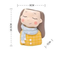 il_794xN.2245550554_2rro.jpg Télécharger fichier OBJ Décoration Pot Cute Girl 5 stl pour impression 3D • Objet à imprimer en 3D, FabioDiazCastro