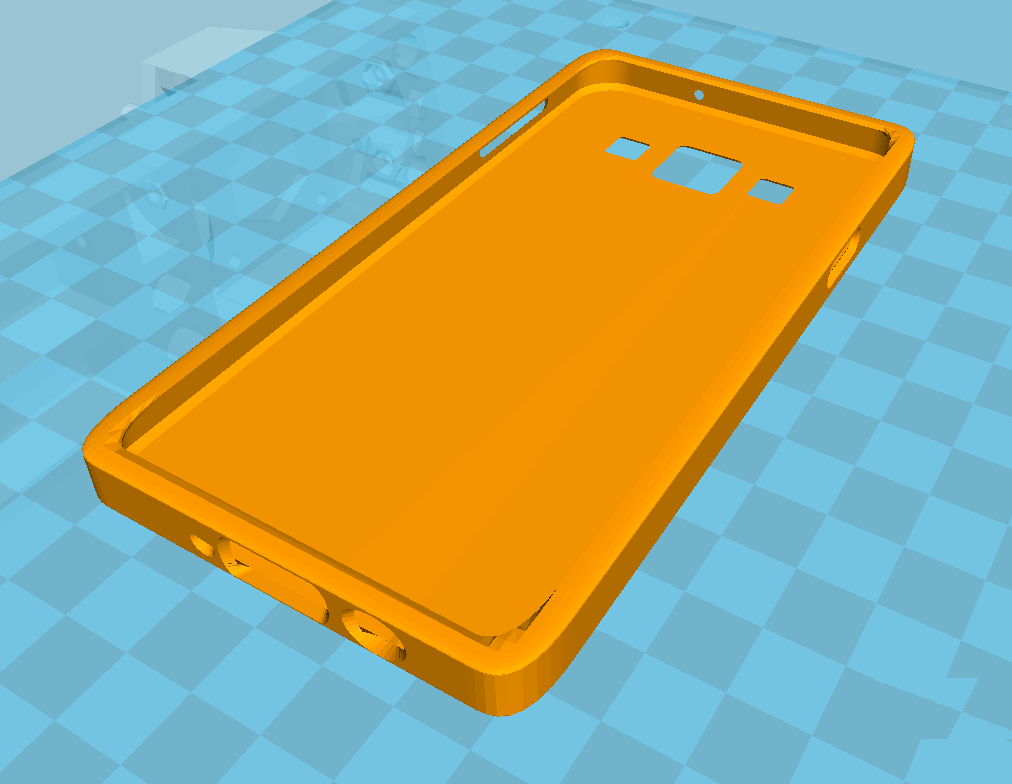 Coque_Samsung_A3_Rev3_2.png Download free STL file Samsung Galaxy A3 Cover • 3D printer template, Simdid