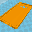 Coque_Samsung_A3_Rev3_2.png Download free STL file Samsung Galaxy A3 Cover • 3D printer template, Simdid