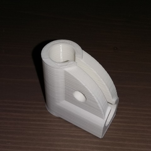 Free 3d printer model 90 ° bar coupler connection, Simdid