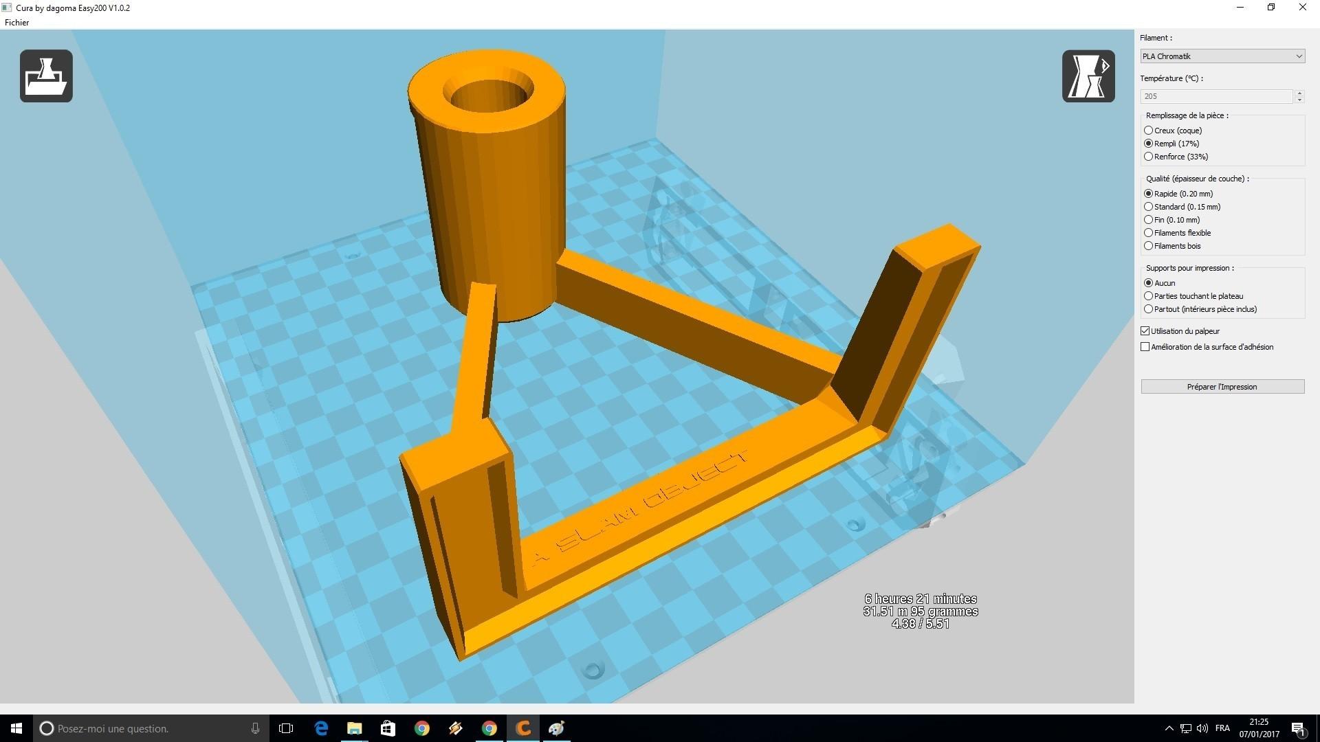 Support_bobine_1.jpg Télécharger fichier STL gratuit Porte bobine • Plan pour imprimante 3D, Simdid