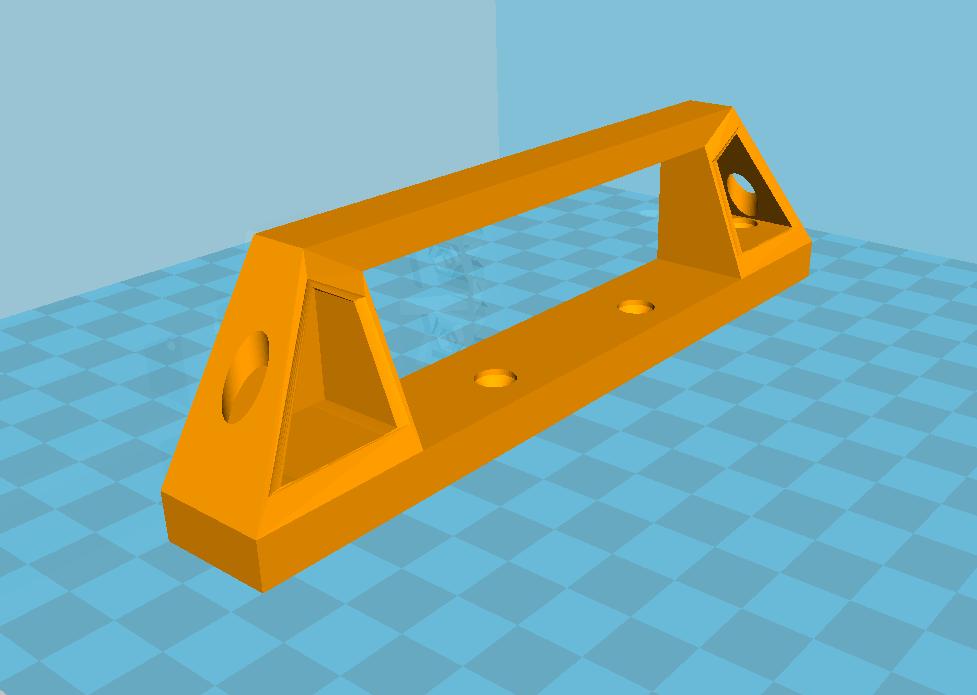 Poignee_cadre.png Download free STL file Handle • 3D printable design, Simdid