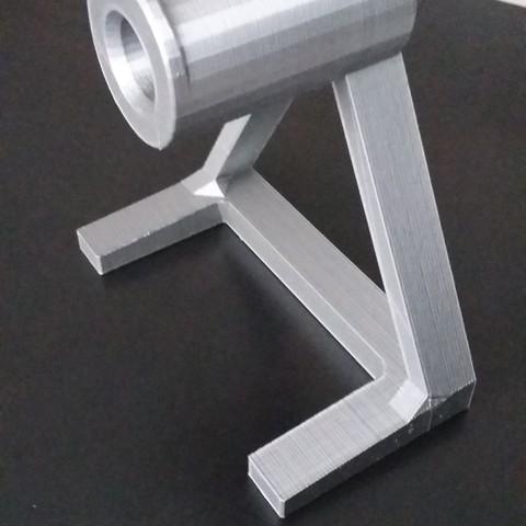 20170115_123958.jpg Télécharger fichier STL gratuit Porte bobine • Plan pour imprimante 3D, Simdid