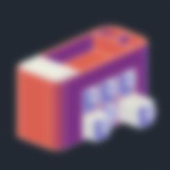 cajitas.stl Télécharger fichier STL organisateur de cuisine • Objet pour imprimante 3D, gairos