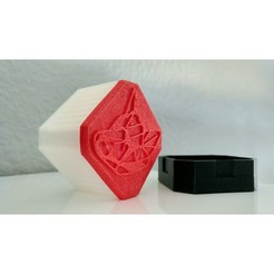 Modelo STL Rubber Stamp [flexible filament] gratis, Gabri
