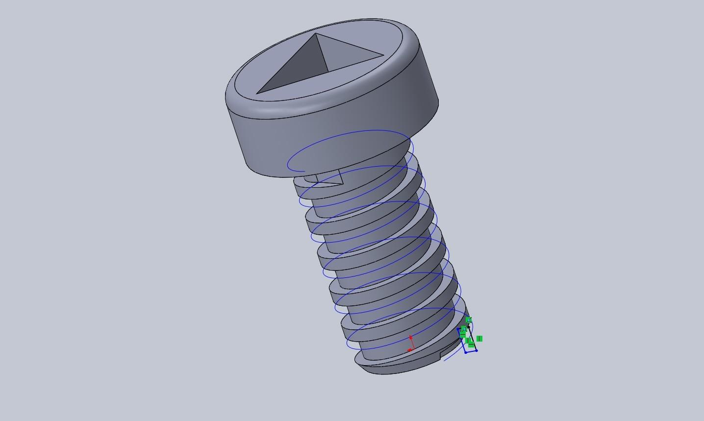 vis 4.JPG Télécharger fichier STL gratuit Vis meccano junior • Objet à imprimer en 3D, 14pv44