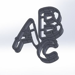 Download free STL file Coin punch capital letter • 3D printer model, 14pv44