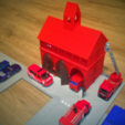 Free 3d printer designs Matchbox Street Puzzle, Supeso