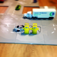 Download free STL file Matchbox Street Puzzle • 3D printing design, Supeso
