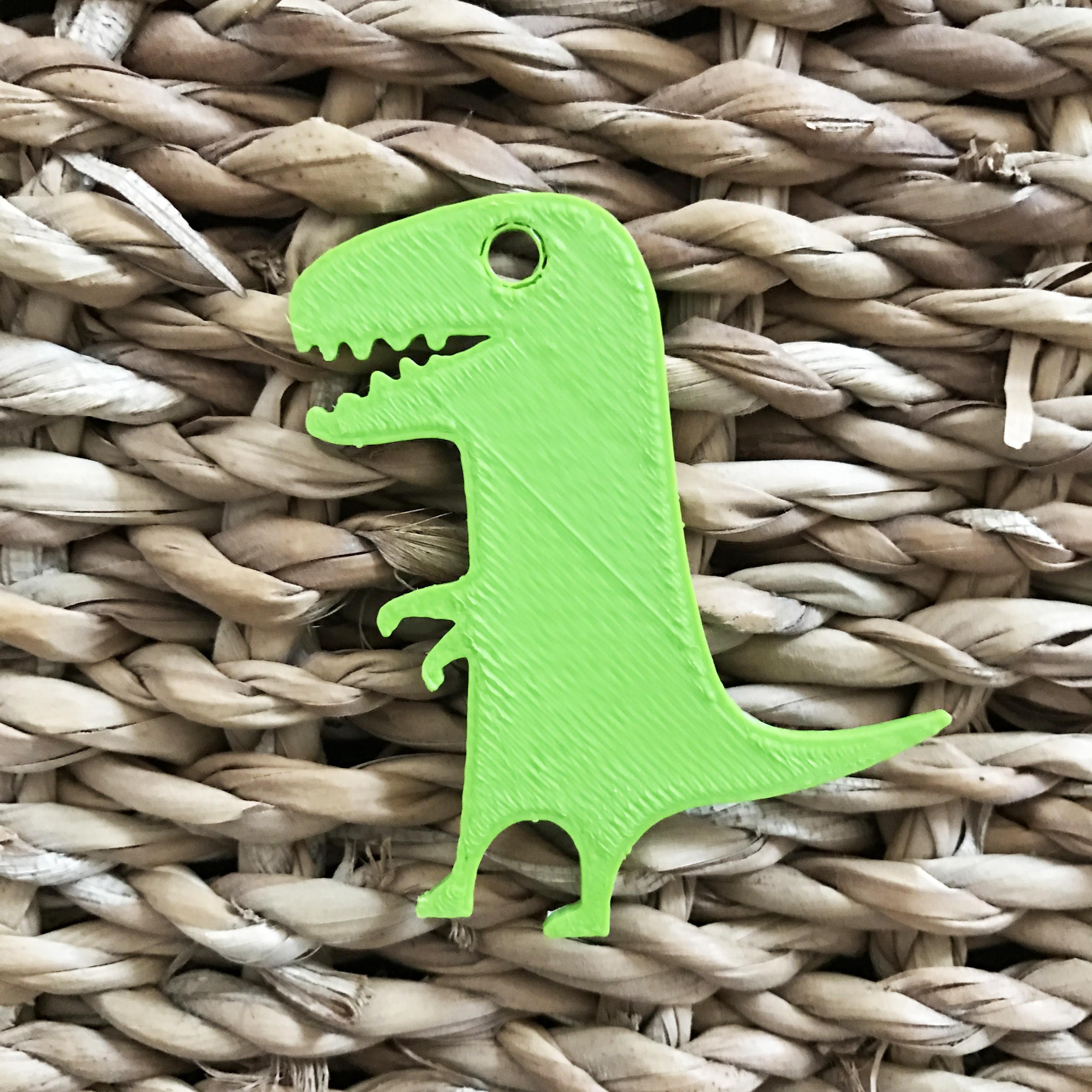 6.JPG Télécharger fichier STL gratuit Dinosaure T-Rex • Plan imprimable en 3D, Free-3D-Models