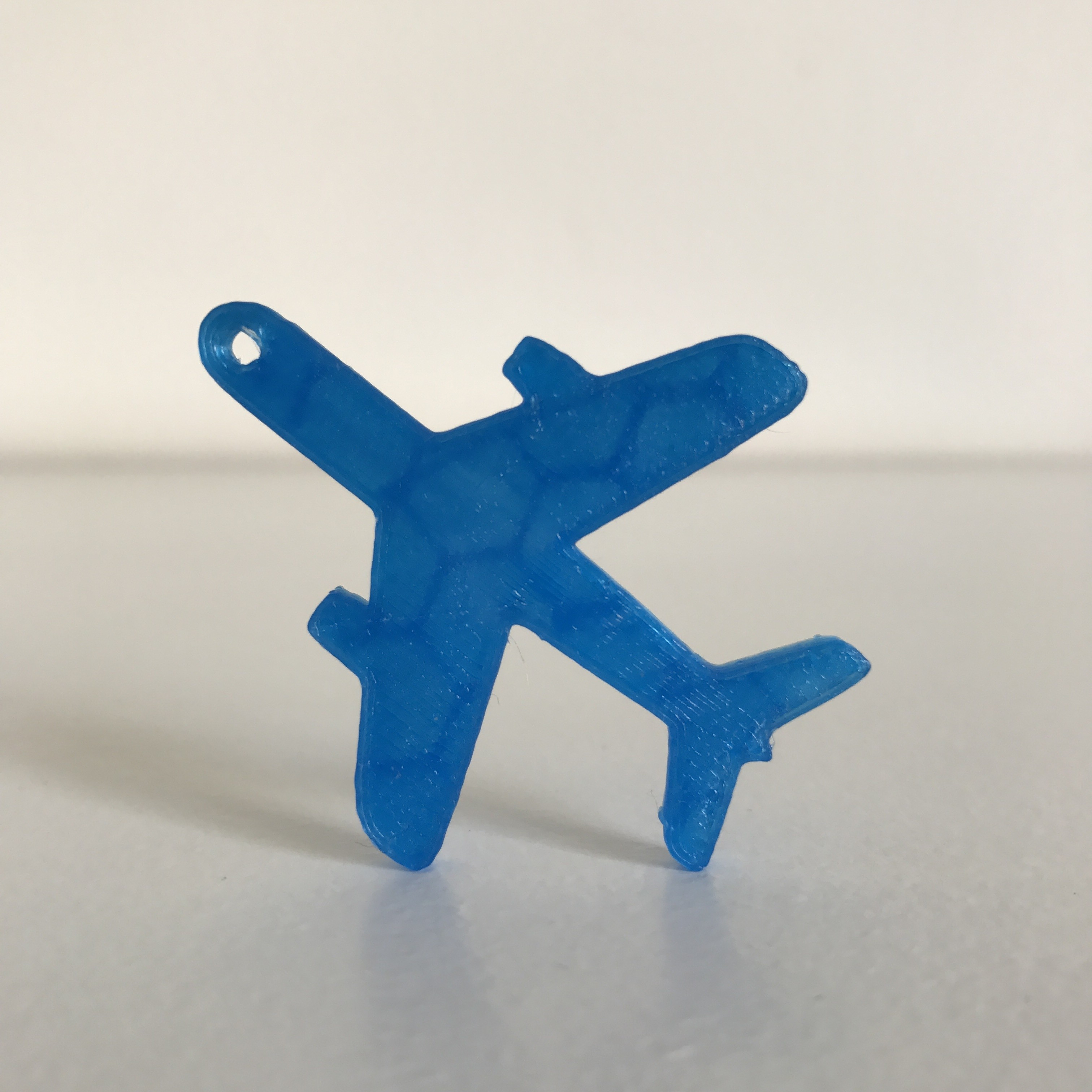 4.JPG Télécharger fichier STL gratuit Porte-clés ou pendentif avion • Modèle à imprimer en 3D, Free-3D-Models