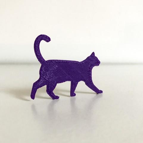 2.JPG Download free STL file Cat • 3D print model, Free-3D-Models