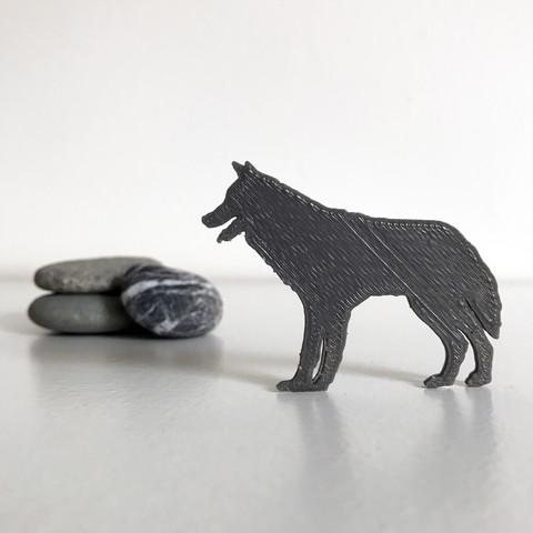 Free 3D model Wolf, Free-3D-Models