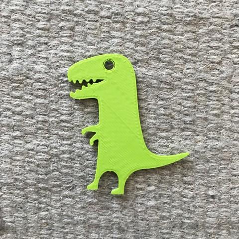 4.JPG Télécharger fichier STL gratuit Dinosaure T-Rex • Plan imprimable en 3D, Free-3D-Models