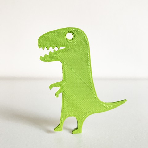 Free STL file T-Rex Dinosaur, Free-3D-Models