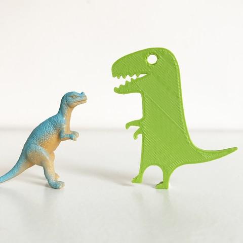 2.JPG Télécharger fichier STL gratuit Dinosaure T-Rex • Plan imprimable en 3D, Free-3D-Models
