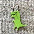 Télécharger fichier 3D gratuit Dinosaure T-Rex, Free-3D-Models