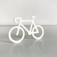 Free STL Little bike, Free-3D-Models