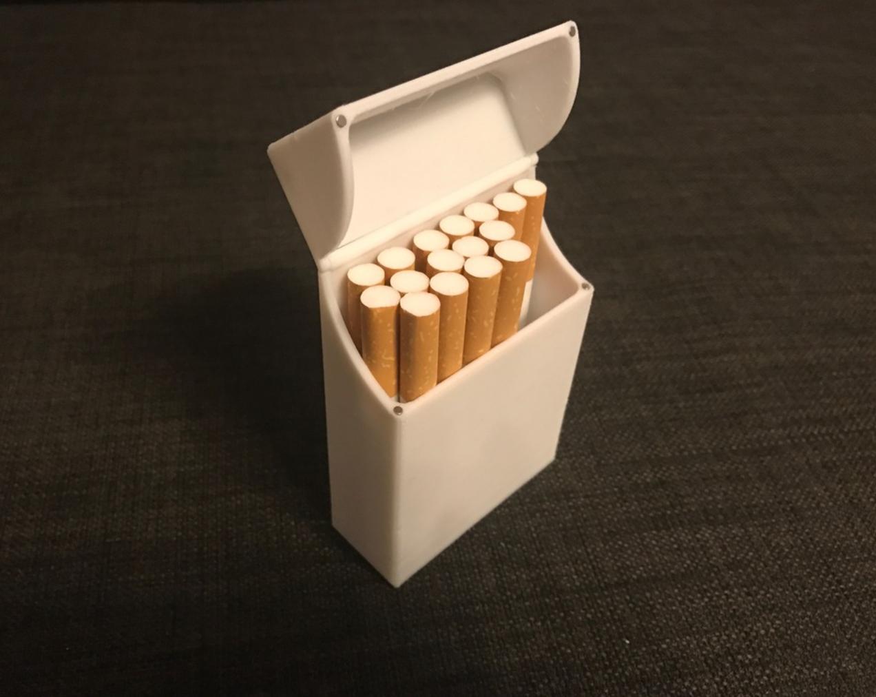 Capture d'écran 2017-01-10 à 09.58.13.png Download free STL file Magnetic Cigarette Box • Design to 3D print, senns