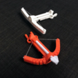 Download free STL file Ballista (crossbow) printable in one piece • 3D printer template, senns