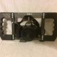 Download free 3D printing files Handle for Cage modular DSLR, vanson