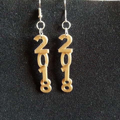 earring 2018