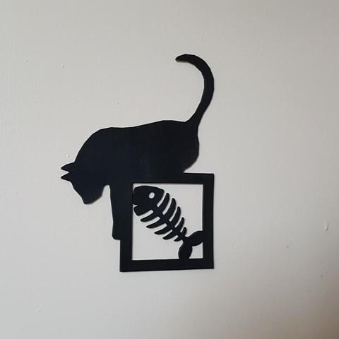 20181225_165647.jpg Download STL file cat pictures • 3D printable model, catf3d