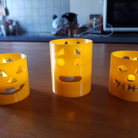 3D printer models PHOTOPHORE HALLOWEEN, catf3d